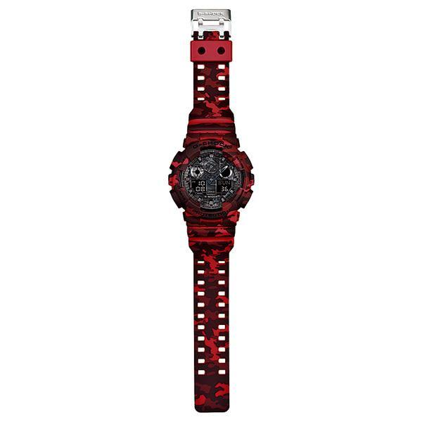 G-Shock Camouflage Watch GA-100CM-4A
