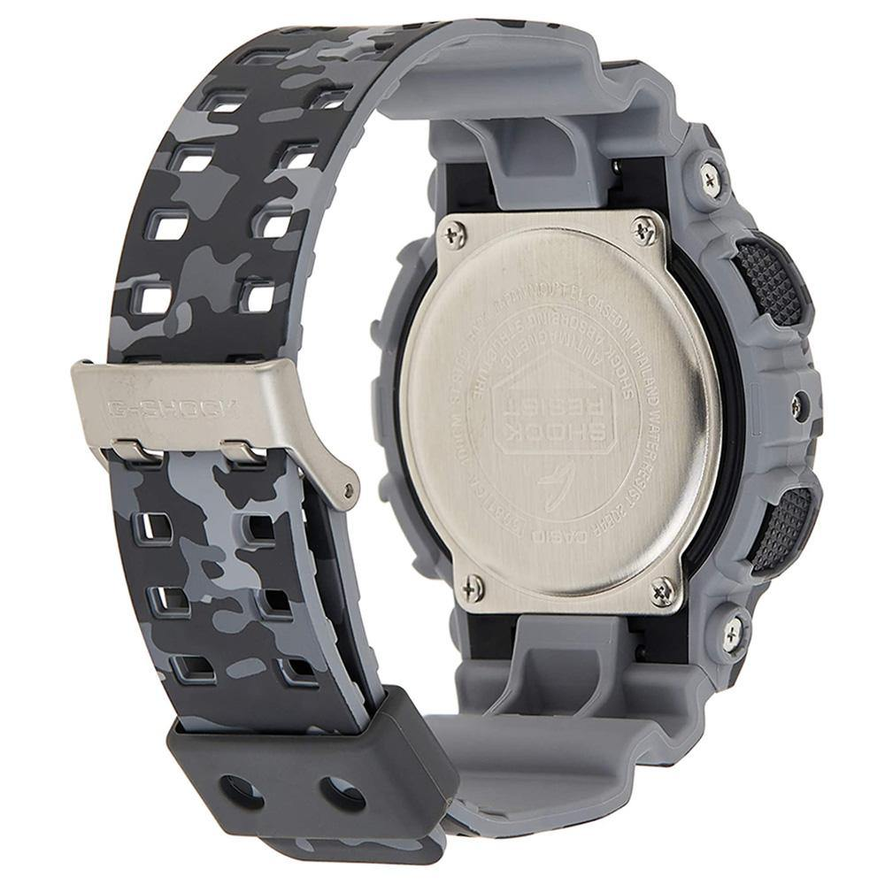 G-Shock Camouflage Grey Series Watch GA-100CM-8A