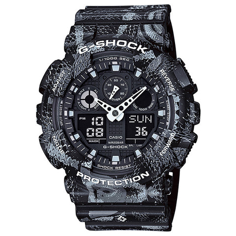 G-Shock x Marcelo Burlon Watch GA-100MRB-1A