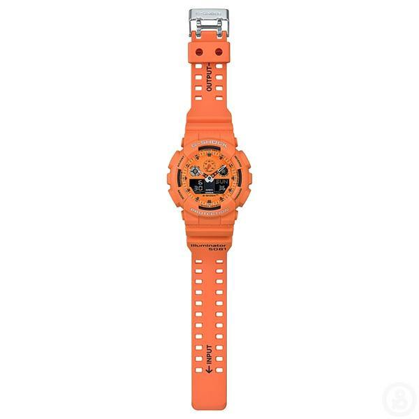 G-Shock Special Colour GA-100RS-4A