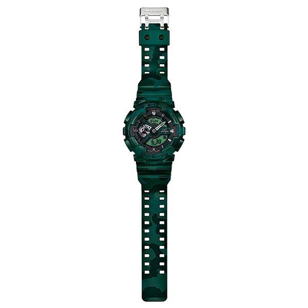 G-Shock Camouflage Watch GA-110CM-3A