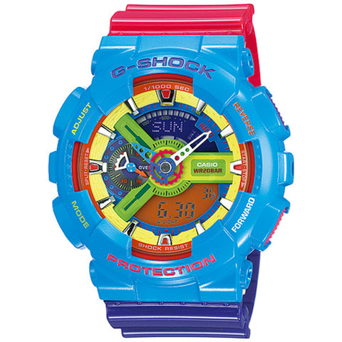 G-Shock Hyper Colors Watch GA-110F-2