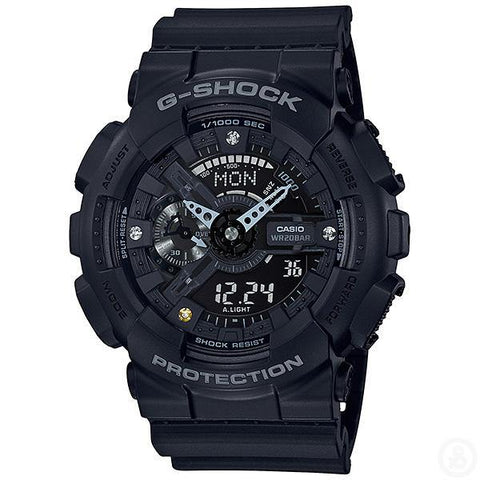 G-SHOCK Genuine Diamond Index Watch GA-135DD-1A