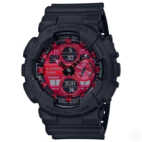 G-Shock Special Colour Watch GA-140AR-1A