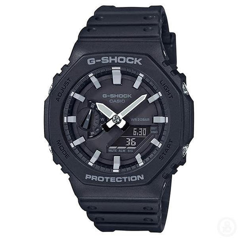 G-Shock Carbon Core Guard Watch GA-2100-1A