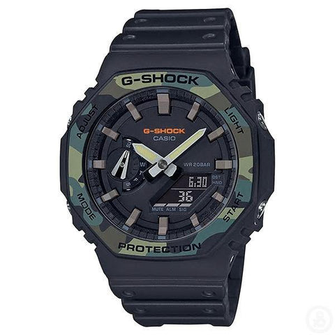 G-Shock Carbon Core Watch GA-2100SU-1A