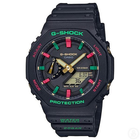 G-Shock Carbon Core Watch GA-2100TH-1A