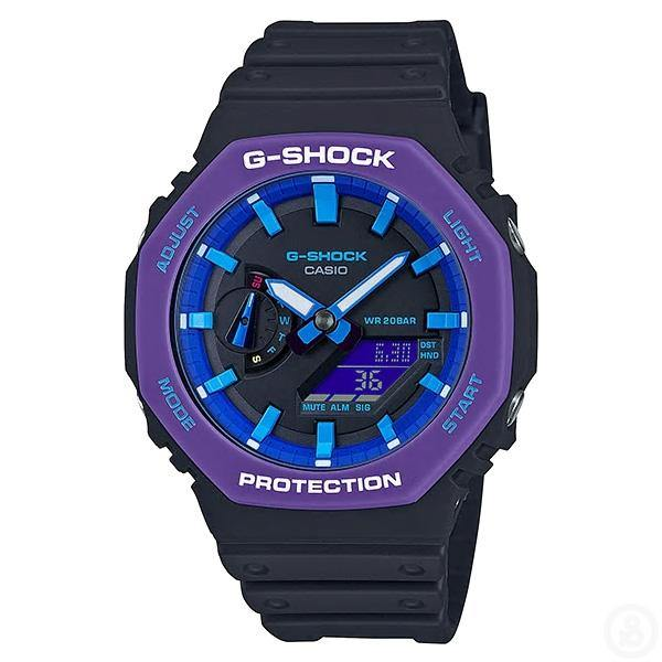 G-Shock Carbon Core Watch GA-2100THS-1A