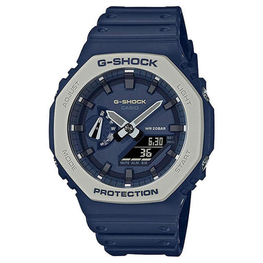 G-Shock Carbon Core Navy Blue Watch GA-2110ET-2A