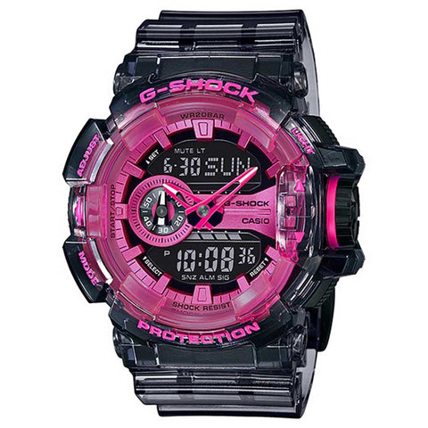 G-Shock Semi-Transparent GA-400SK-1A4