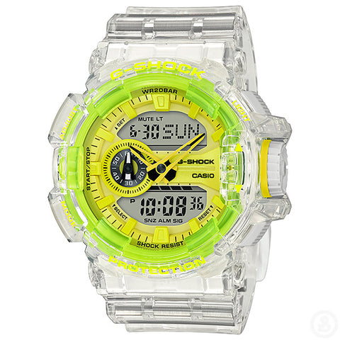 G-Shock Semi-Transparent GA-400SK-1A9