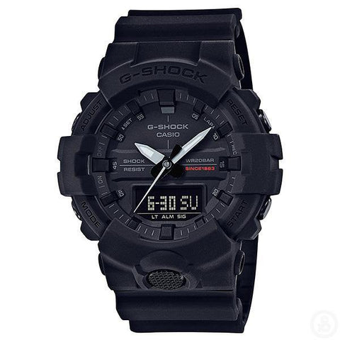 G-Shock 35th Anniversary Big Bang Black Watch GA-835A-1A