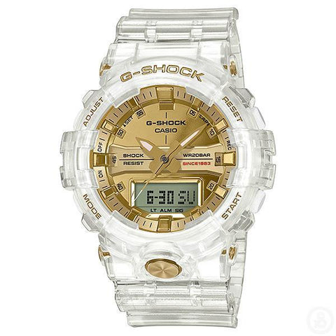 G-Shock Glacier Gold Edition Watch GA-835E-7A