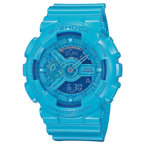 G-Shock Hyper Colors Blue Watch GA-110B-2