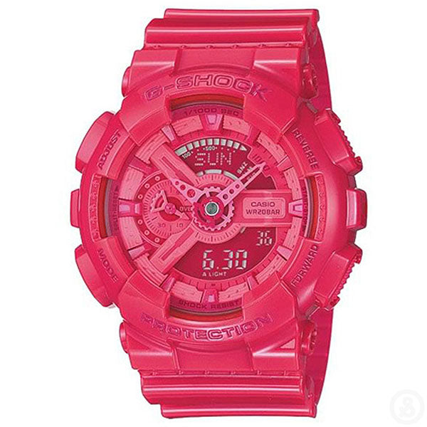 G-Shock Hyper Colors Pink Watch GA-110B-4