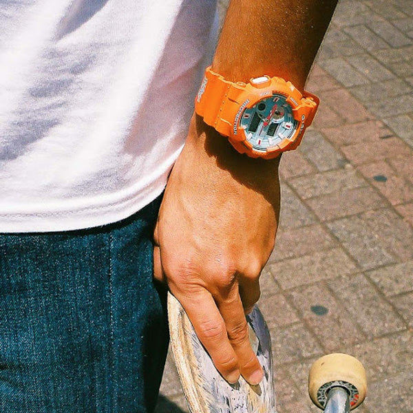 G-SHOCK In4mation G-LIDE Watch GAX-100X-4A