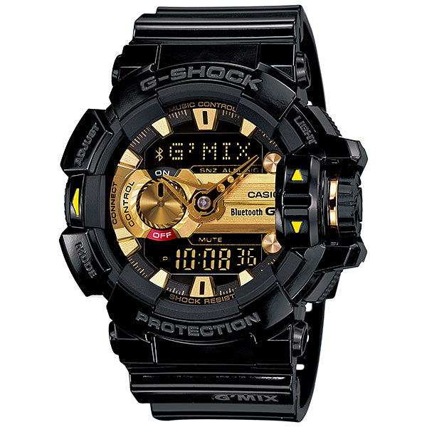 G-Shock G'Mix Watch GBA-400-1A9