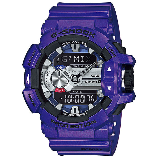 G-Shock G'Mix Watch GBA-400-2A