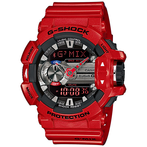 G-Shock G'Mix Watch GBA-400-4A
