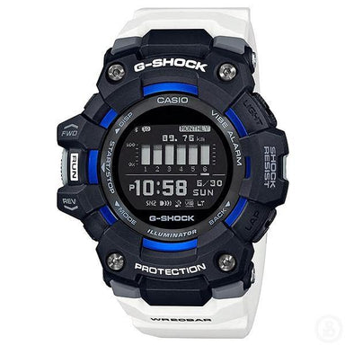 G-Shock G-Squad Bluetooth White Watch GBD-100-1A7