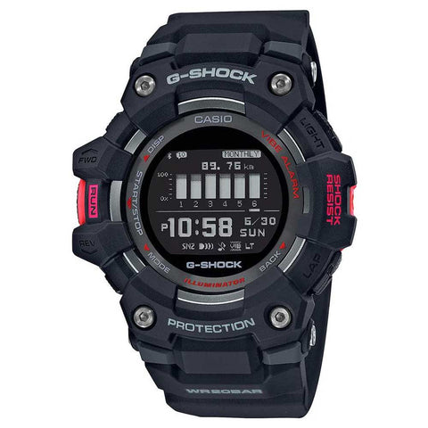 G-Shock G-Squad Bluetooth Black Watch GBD-100-1