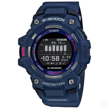 Shock G-Squad Bluetooth Blue Watch GBD-100-2