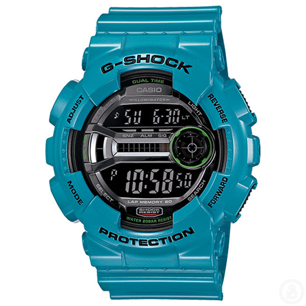 G-Shock Wide Face Watch GD-110-2