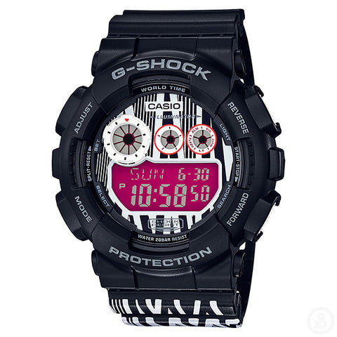 G-SHOCK Marok Watch GD-120LM-1A