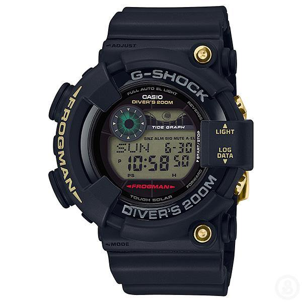G-Shock Frogman Origin Gold Watch GF-8235D-1B