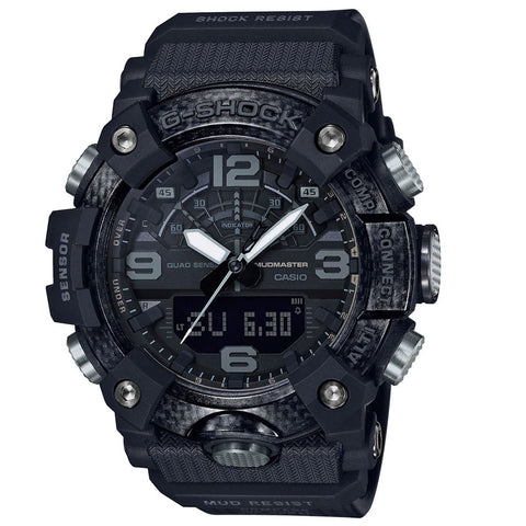 G-Shock Mudmaster Black Out Watch GG-B100-1B