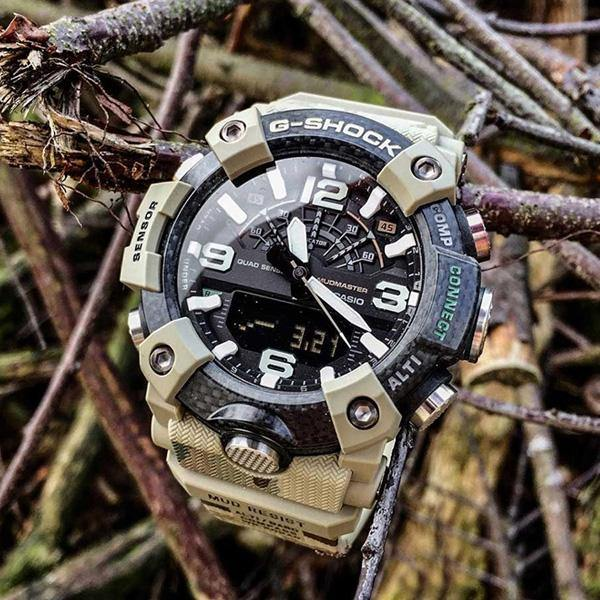 G-Shock Mudmaster British Army Watch GG-B100BA-1A