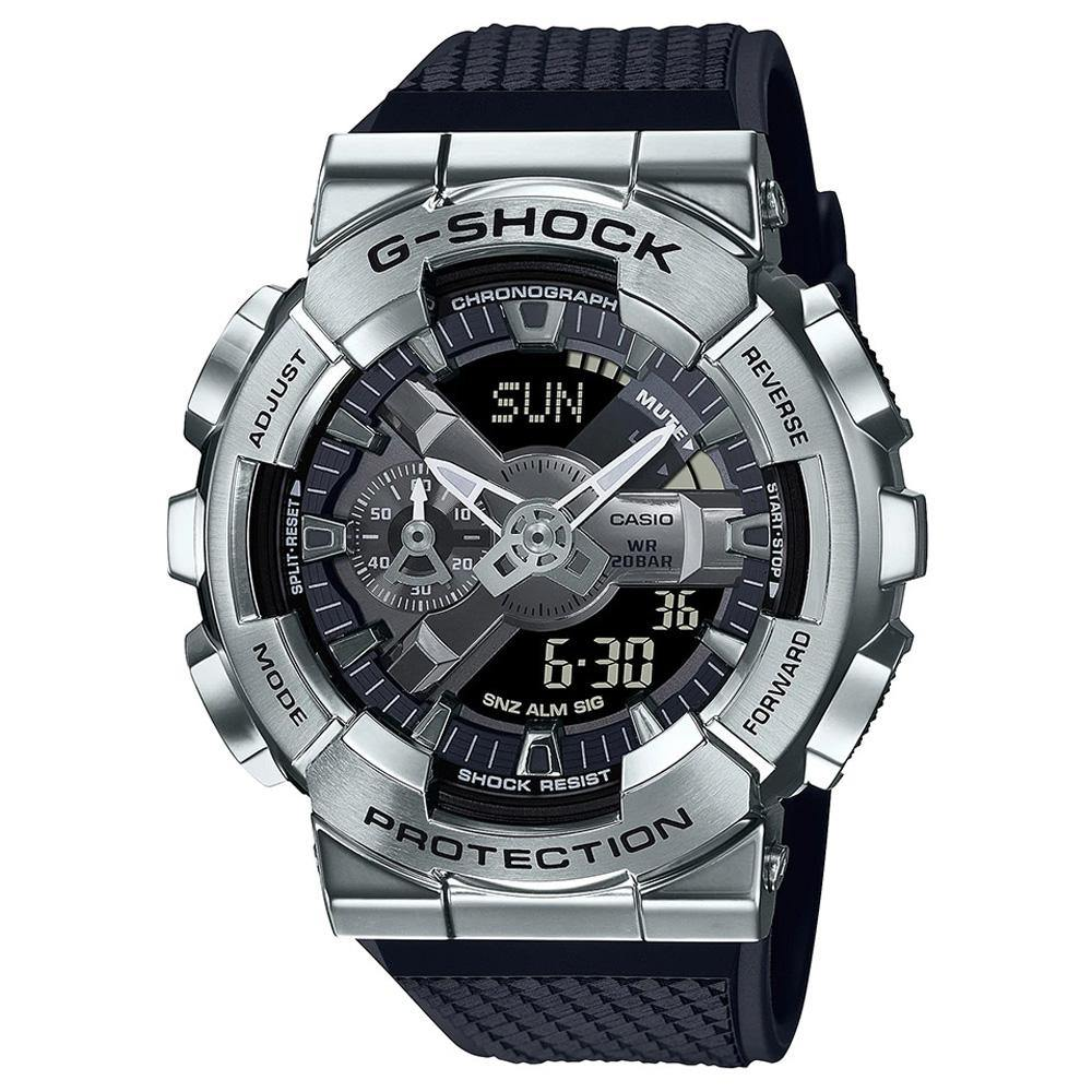G-Shock Metal Bezel Watch GM-110-1A