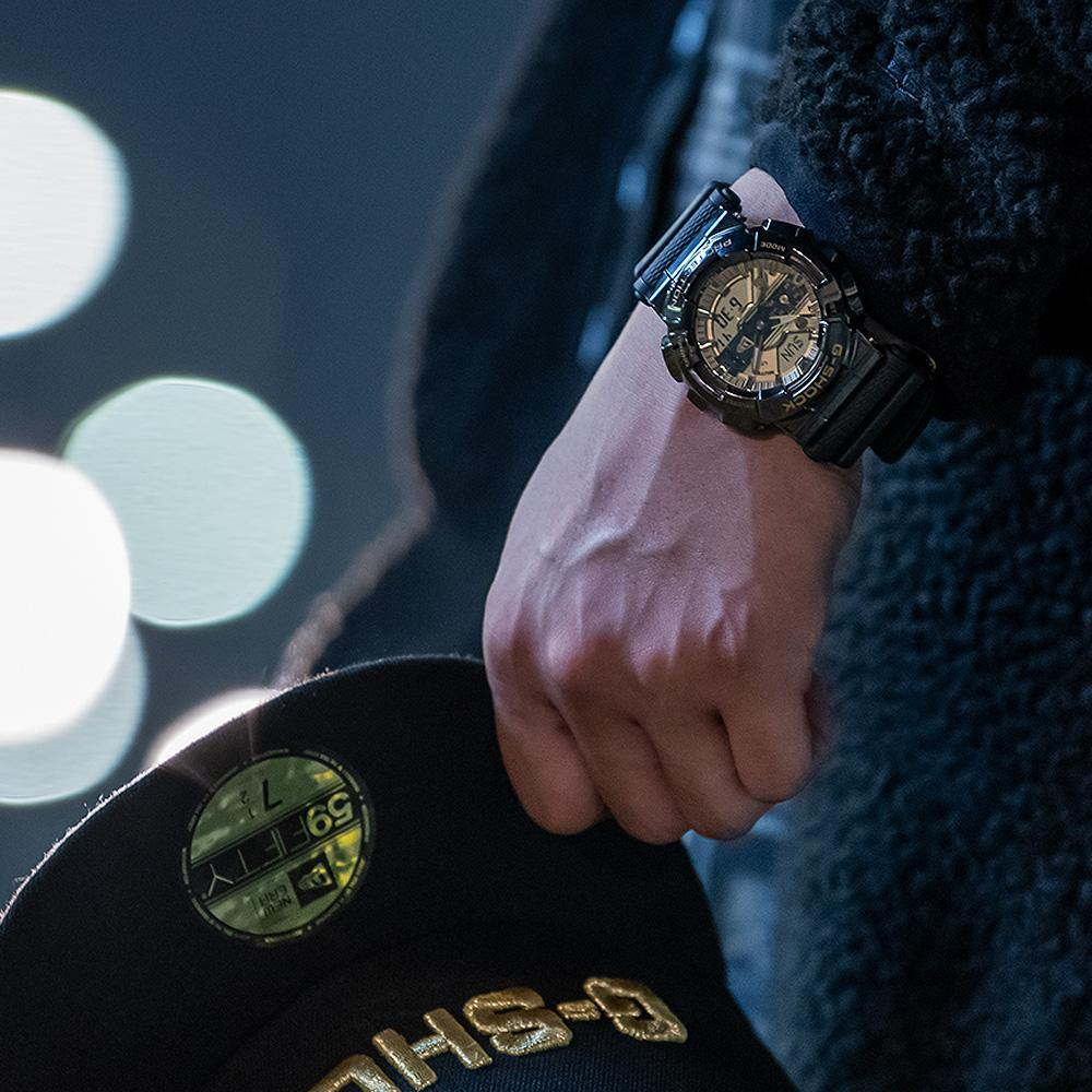 G-Shock x New Era Watch GM110NE-1A