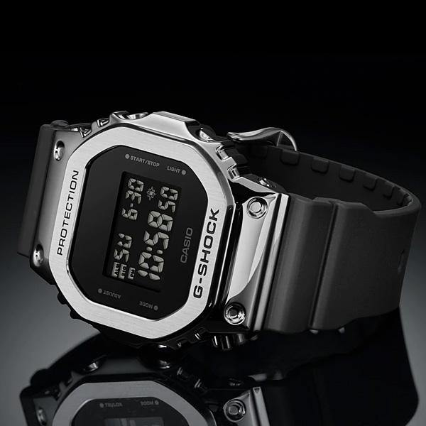 G-Shock Metal Series Watch GM-5600-1