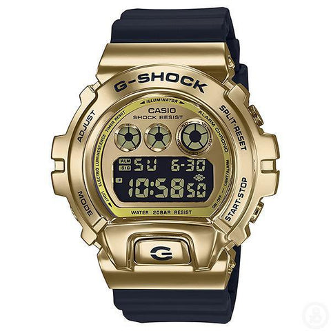 G-Shock Metal Edition Watch GM-6900G-9