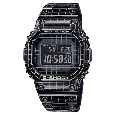 G-Shock Full Metal Laser-Engraved Watch GMW-B5000CS-1