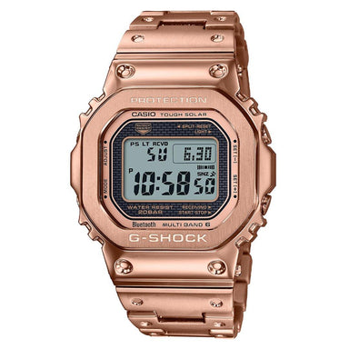 G-Shock Full Metal Rose Gold Watch GMW-B5000GD-4