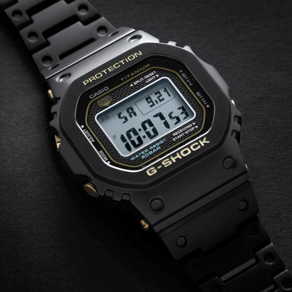 G-Shock Titanium Watch GMW-B5000TB-1