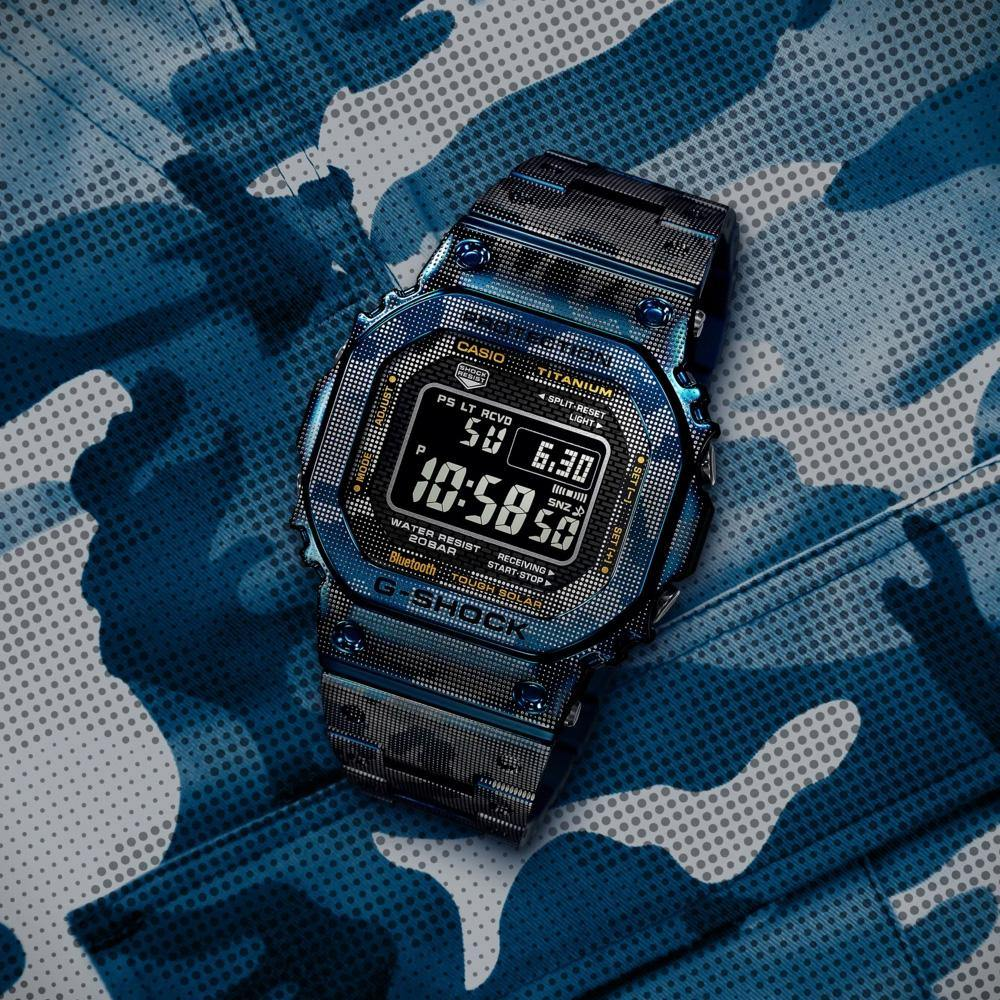 G-Shock Full Titanium Watch GMW-B5000TCF-2