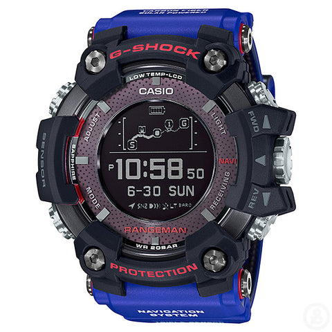 G-SHOCK TOYOTA Team RANGEMAN Watch GPR-B1000TLC-1