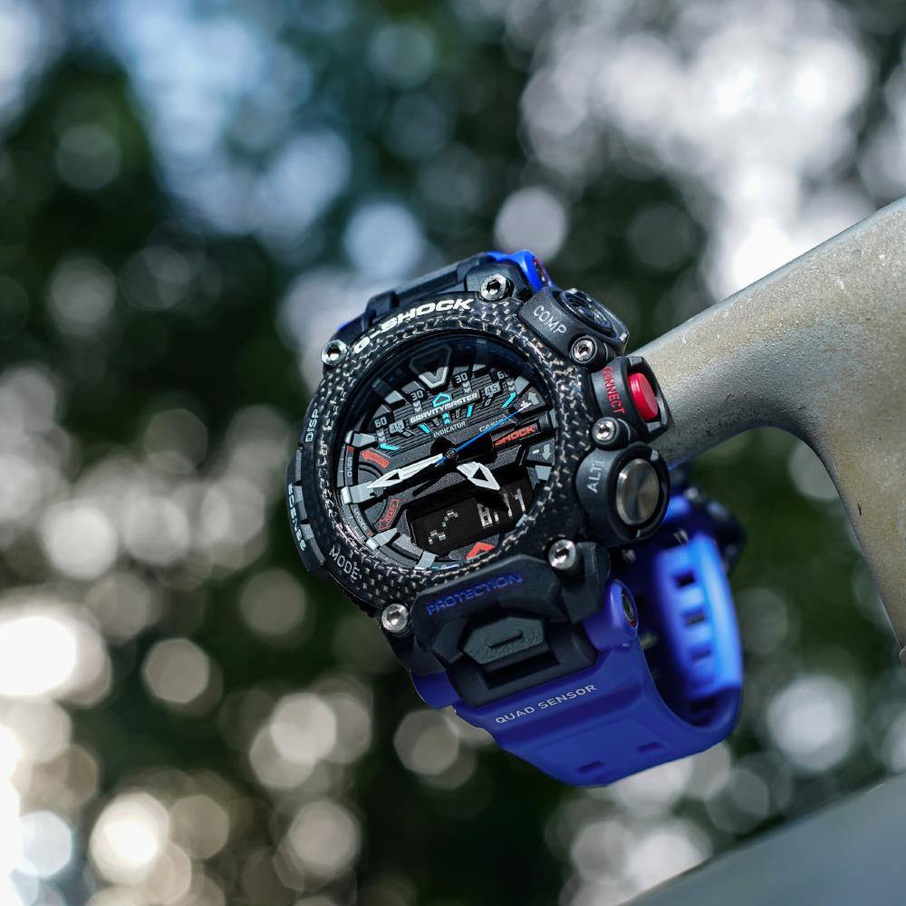 G-Shock Gravitymaster Blue Watch GR-B200-1A2