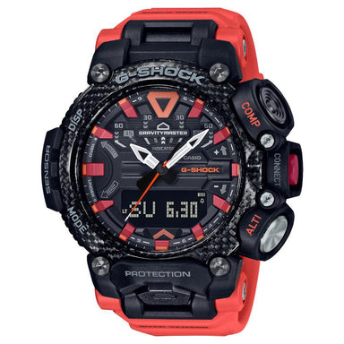 G-Shock Gravitymaster Orange Watch GR-B200-1A9