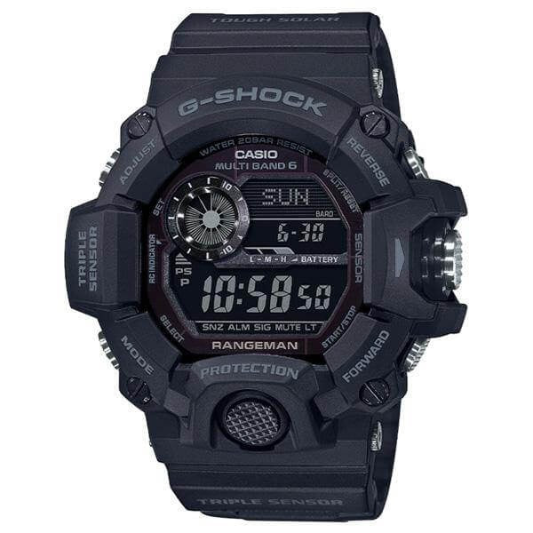G-Shock Rangeman Black Out Edition Watch GW-9400-1B