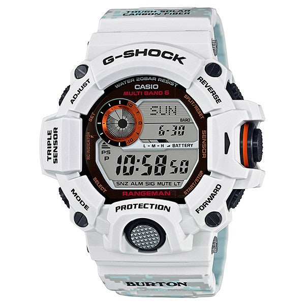 G-Shock × Burton Rangeman Watch GW-9400BTJ-8