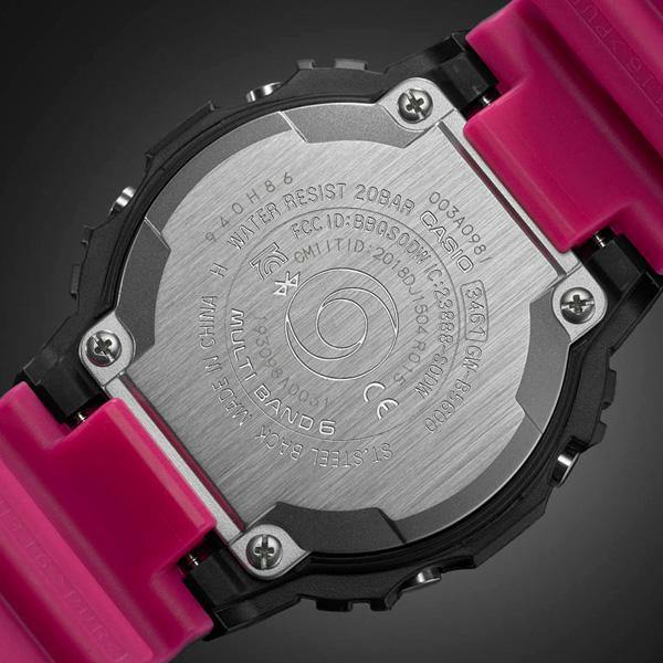 G-SHOCK Gorillaz Watch GW-B5600GZ-1 Back Case