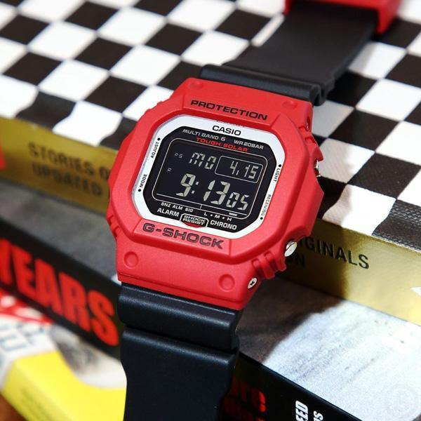 G-SHOCK Watch GWM5610RB-4