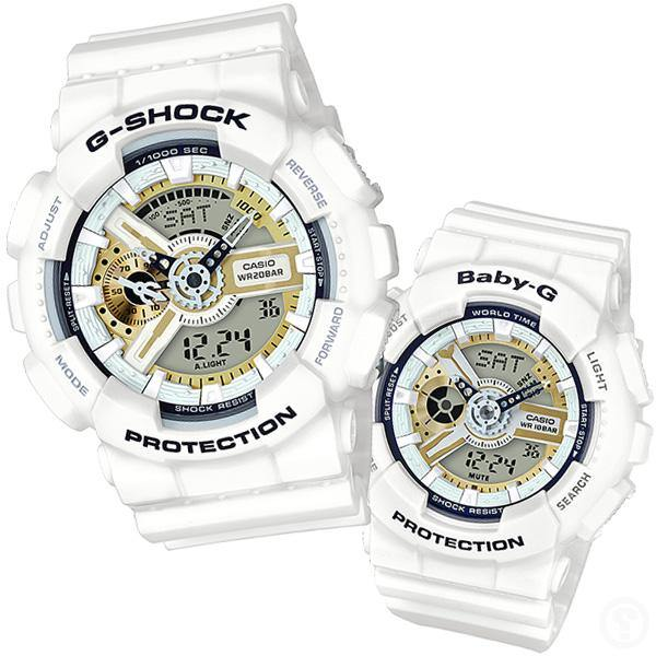 G-Shock & Baby-G Lover's Collection LOV-16A-7A