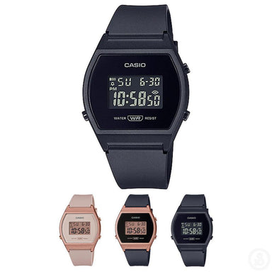 Casio Vintage Barrel Style Series LW-204