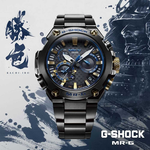 G-Shock MR-G Kachi-Iro Watch MRG-B2000B-1A