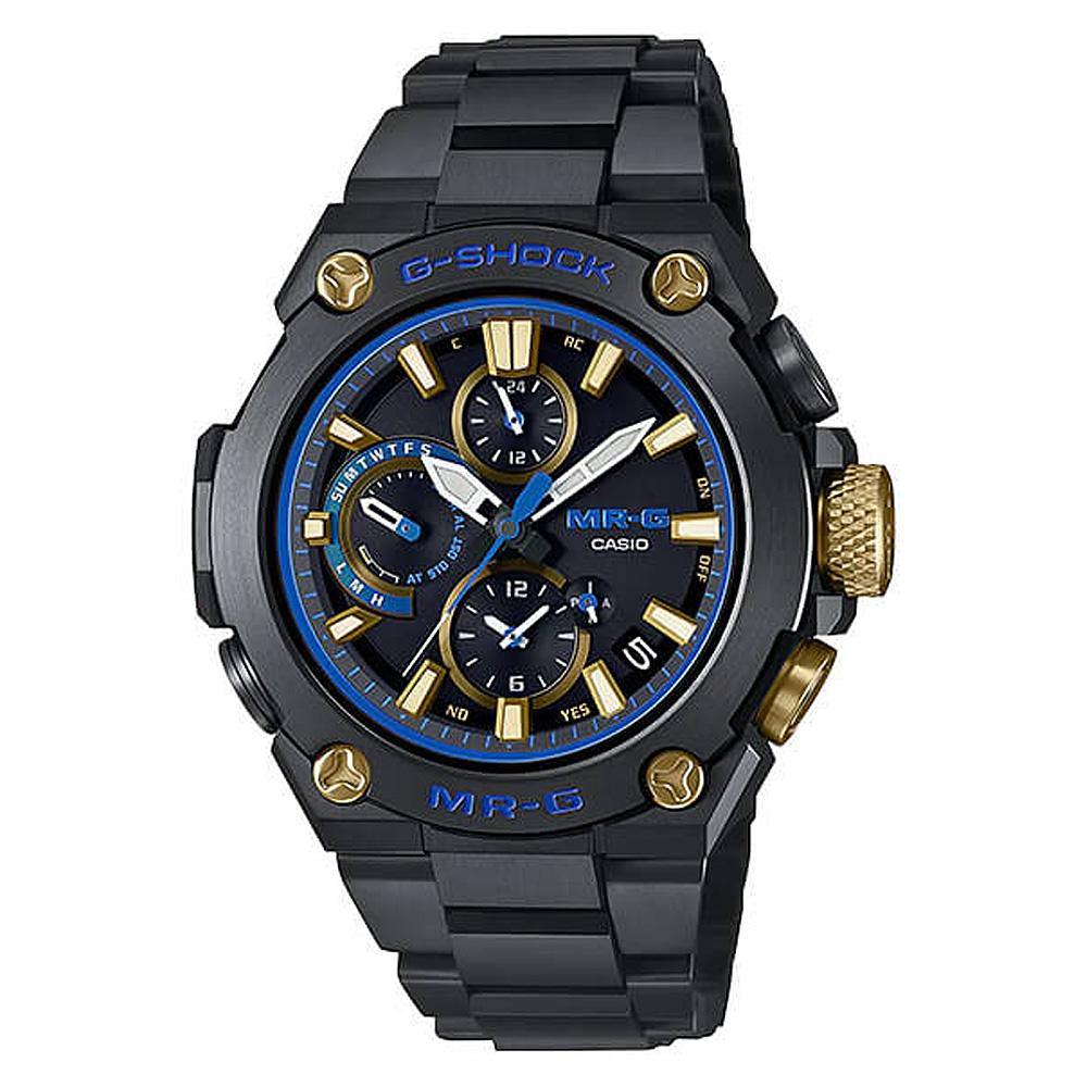 G-Shock MR-G Kachi-Iro Titanium Watch  MRG-B1000BA-1A